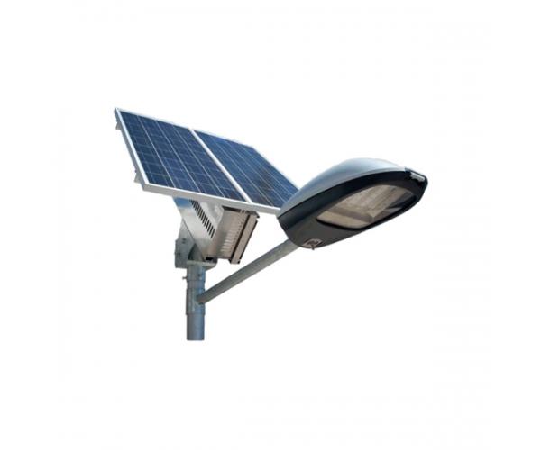 Kit lampione stradale fotovoltaico spl solar energy point