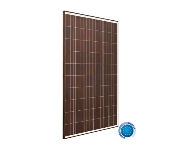 Tile Red Modulo fotovoltaico policristallino Rosso