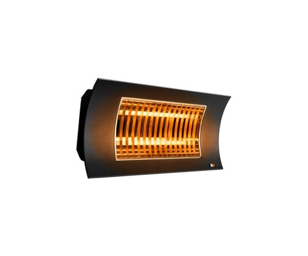 Radialight oasi w lampada riscaldante ad infrarossi per
