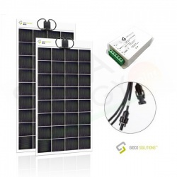 GIOCOSOLUTIONS EASY SOLUTIONS KG 130P - KIT FOTOVOLTAICO 130 W