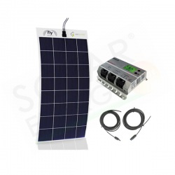KIT FOTOVOLTAICO GIOCOSOLUTIONS STAND ALONE 140 W
