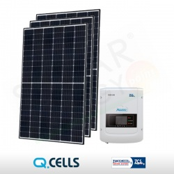 KIT FOTOVOLTAICO 3 kW Q-CELLS - ZCS