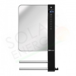 RADIALIGHT WINDY VISIO - TERMOVENTILATORE DA PARETE PROGRAMMABILE