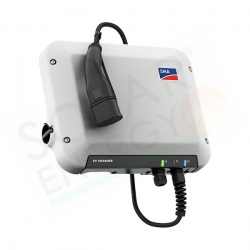 SMA EV CHARGER SM-EVC22K - WALLBOX TRIFASE 22 KW SPINA TIPO 2