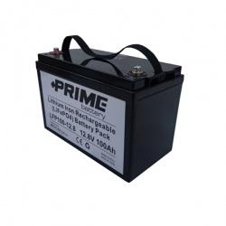 PRIME LFP100 - BATTERIA SOLARE AL LITIO 12V 100AH 1.3KWH