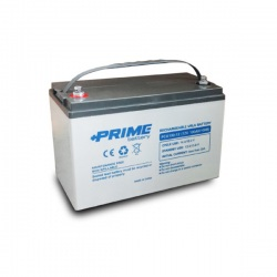 PRIME PCA100-12 - BATTERIA AGM DEEP CYCLE 12V 100AH