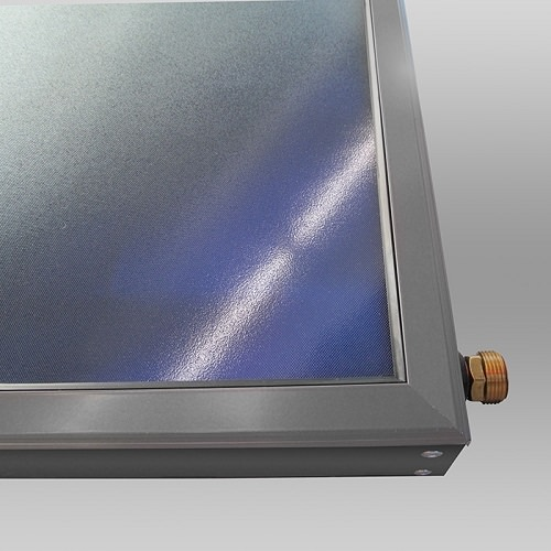 Pannello Solare Unical Titanium : Solar energy point promo unical ag kit solare termico