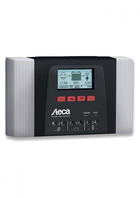 Schema Elettrico Regolatore Di Carica Per Pannelli Solari : Regolatore di carica a v ep solar pwm con display e usb